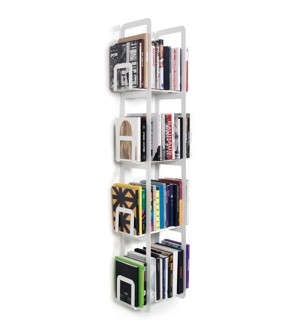 Libreria da parete tutte le offerte cascare a fagiolo for Libreria dalani